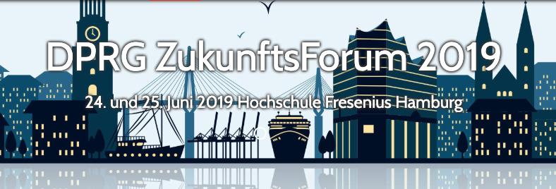 DPRG ZukunftsForum 2019: Kommunikation und gesellschaftlicher Zusammenhalt. Erreichen wir uns noch?